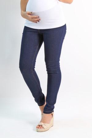 Lauren Maternity Jeans Blue Front