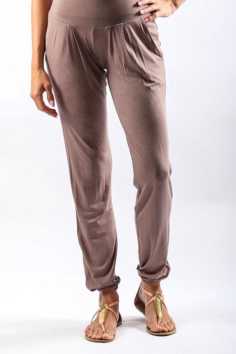 Taupe Harem Pants Front_web