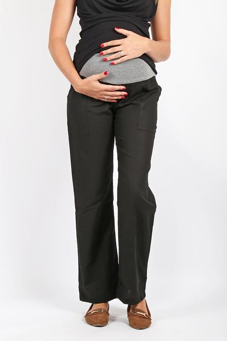 Linen_Pants_Black_Front_Web