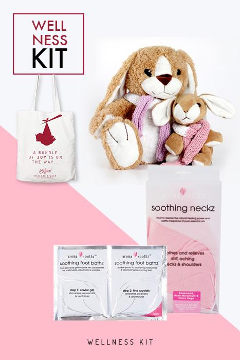 B.bundle Maternity Wellness Kit