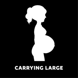 carrying large