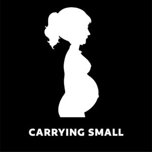 carrying small