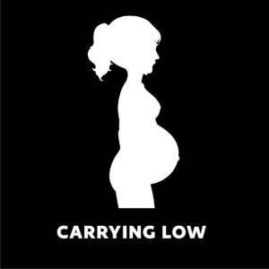carrying low